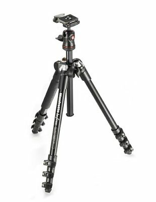 Manfrotto BeFree Compact Travel Aluminum Alloy Tripod (Black)!! BRAND NEW!!