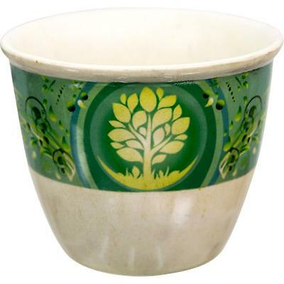 Green Tree of Life Smudge Pot!