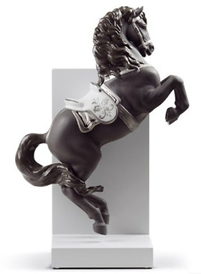 Lladro 1008721 (HORSE ON COURBETTE) - Cavallo in courbette