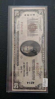 National Currency Bank Note