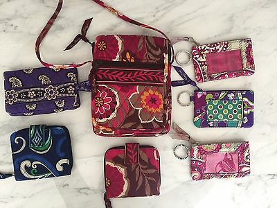 Vera Bradley Purse, Wallets and Accessories Lot
