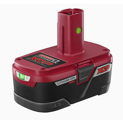 BRAND NEW Craftsman C3 19.2-Volt 4Ah XCP High Capacity Lithium-Ion Battery Pack