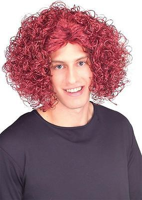 Loud Mouth Red Top Wig