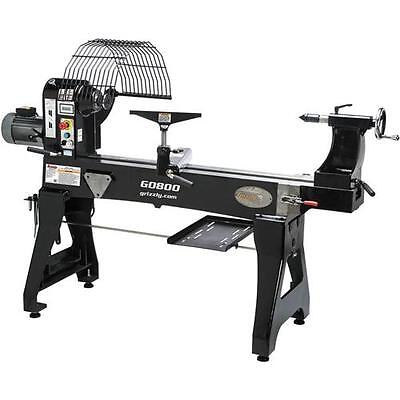 "G0800 Grizzly 24"" x 48"" Heavy-Duty Wood Lathe"