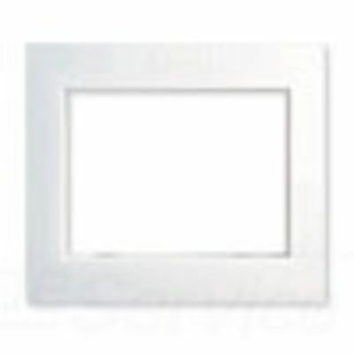 Oatey 38942 ICEBOX **COVER ONLY** ICE MAKER BOX COVER TRIM PLATE WHT