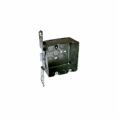 Raco 685 Switch Box, 2 Gang, 30.3 cu-in x 4 in L x 4 in W x 2-1/8 in D