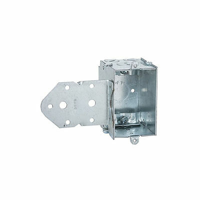 Raco 529 Gangable Switch Box, 1 Gang, 12.5 cu-in x 3 in L x 2 in W x 2-1/2 in D
