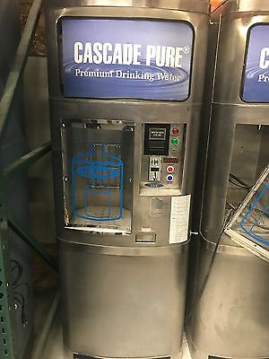 Stainless Steel Water Vending Machine