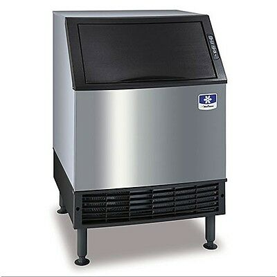 NEO Undercounter Ice Maker, half dice cube-style, air-cooled, Manitowoc UY-0140A