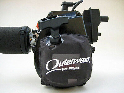 1/5 RC Outerwears Pull Start Cover BLACK  fit Losi HPI MCD FG HSP RV KM PRC