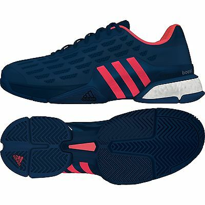 ADIDAS BARRICADE BOOST men NavyPink AQ2261