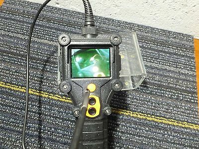 Extech BR350 Waterproof Borescope Camera - (8mm dia/1M Cable) Works Great!