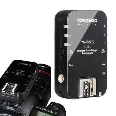 1 x Yongnuo YN-622C E-TTL Wireless Flash Trigger Transceiver for Canon EOS