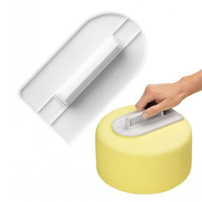 Cake Smoother Polisher Tools Cutter Decorating Fondant Sugar Icing Mold c83