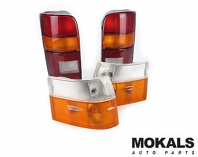 Toyota HiAce Commuter Van RZH LH10# lights set corner and tail lights 1989-2005