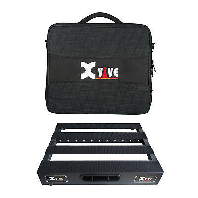 Xvive F3i Pedal Bag with F2 Pedal Board - New