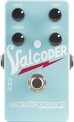 NEW Catalinbread Valcoder Tremolo pedal - Vintage Supro tube voiced trem