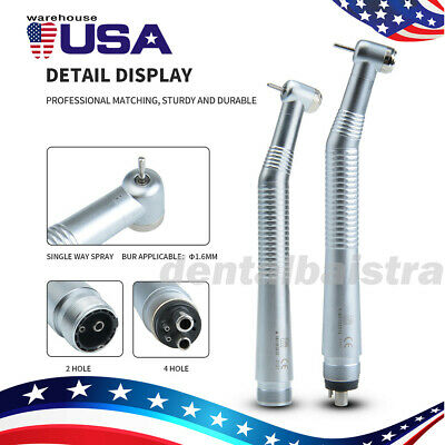 NSK Style Dental Pana Max Standard Push Button High Speed Handpiece 2&4 Holes
