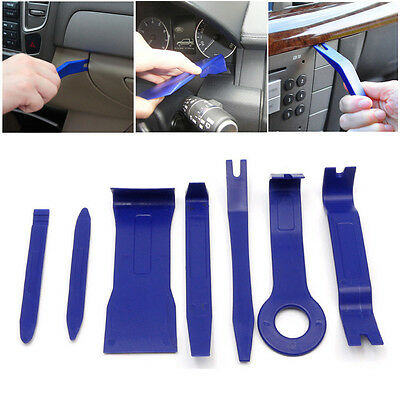 Car Interior Exterior Dash Moulding Trim Audio GPS Door Panel Open Removal Tool