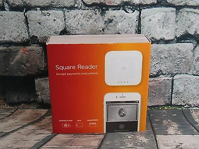Square Contactless and Chip Reader Credit Card Terminal