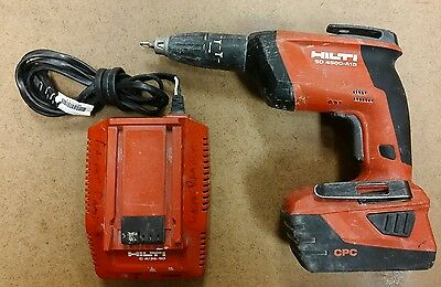 Hilti SD 4500A13 Drywall Screwdriver