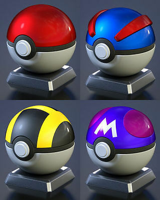 Genuine Official Original Pokemon Go Pokeball BANDAI Figures Candy Collection