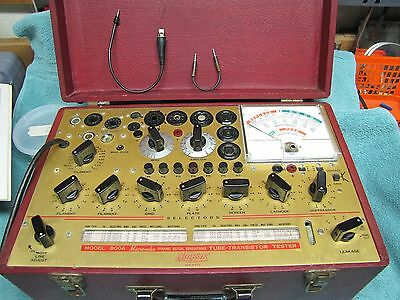 HICKOK Model 800A Dynamic Mutual Conductance Tube Tester