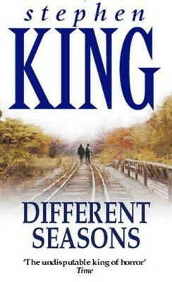 Different seasons by Stephen King (Paperback)
