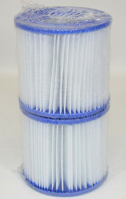 Summer Escapes Pool Filter Cartridge 2 pk Universal Replacement  D Type New