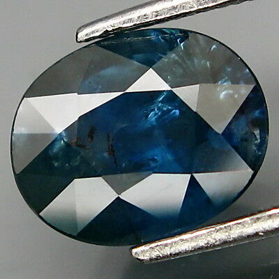 SAPPHIRE CORUNDUM NATURAL MINED [HEAT ONLY]  2.10Ct  MF4091