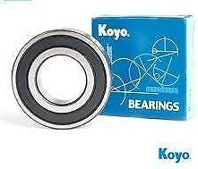 roulement made in japan  KOYO  6906-2RS-C3    30 x 47 x 9