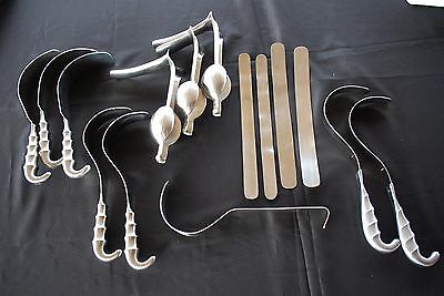 OB/GYN Gynocologist Surgical Implements, Instruments Lot