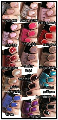 CoverGirl Outlast Stay Brilliant Nail Polish(CHOOSE YOUR COLOR) B2G1