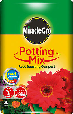 Miracle Gro Potting Mix - Available in 8L & 20L