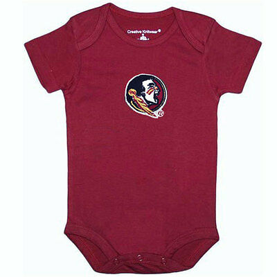Florida State Seminoles Baby Infant Creeper (FREE SHIPPING) 6-9 months