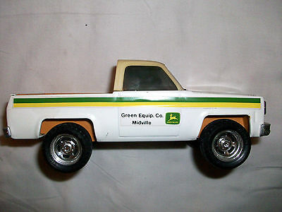 John Deere Truck-Ertl-Green Equipment Co., Midville