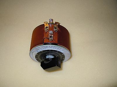 Superior Electric Variable Autotransformer Type 10B  0-140 Volts