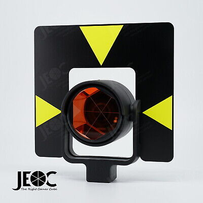 New Prism Reflector Set For Total Station. Replacement of Leica GPR1+GPH1+GZT4