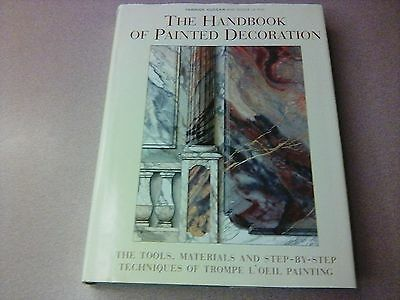 The Handbook Of Painted Decoration By Yannick Guegan