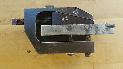 Brown & Sharpe 160-220 tool post for square tools machinist