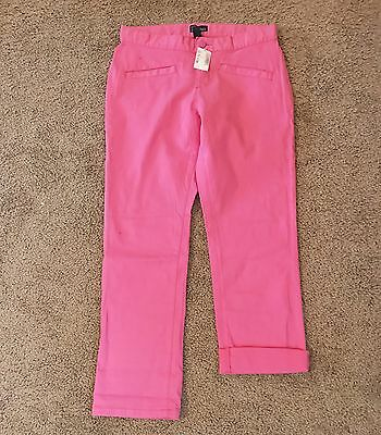 Children's Place - Solid Pink Cotton/Spandex Jeggings - Size 14 - NWT