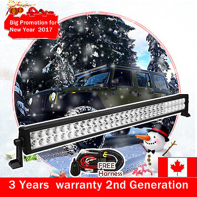 24 inch Led Work Light Bar Driving Fog Truck Off Road Jeep Boat UTE SUV 4WD 20