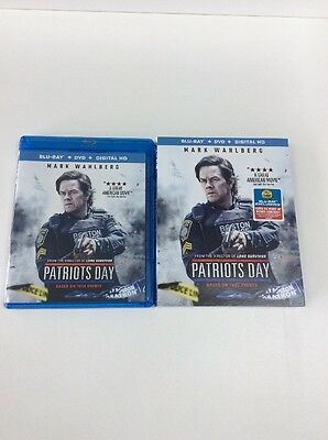 Patriots Day, BLU RAY, & DIGITAL, **NO DVD INCLUDED** PLEASE READ!!!