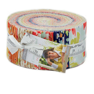 Quilting Fabric Jelly Roll - Moda - Coney Island