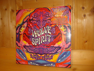 WOLVESPIRIT Blue Eyes Limited Deluxe Edition LP + CD Box Set NEW SEALED SIGNED