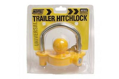Maypole Security - Universal Trailer Hitch Lock - - MP953B
