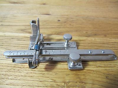 Singer Sewing Machine Vintage Parts Tuckmarker – Simanco 36583