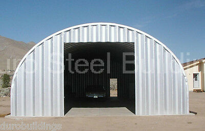 DuroSPAN Steel 20x40x12 Metal Garage Building  Workshop Storage Structure DiRECT