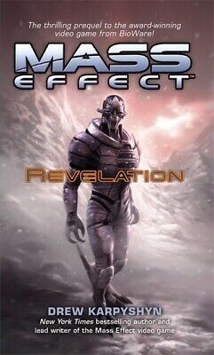 Mass effect: revelation by Drew Karpyshyn (Paperback)