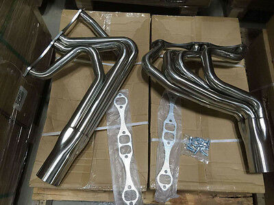 Exhaust Header For Chevy 2002 Ck Pick Up 5.7 Small Block Camaro Corvette Sonora